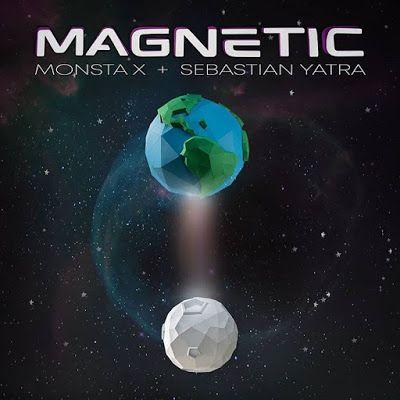 Monsta X And Sebastian Yatra Magnetic Lyrics With Images