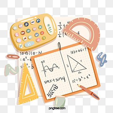 Educational Math Tool Png Learning Flat Math Clipart Education Flat Png Transparent Clipart Image And Psd File For Free Download Math Tools Math Clipart Education Clipart
