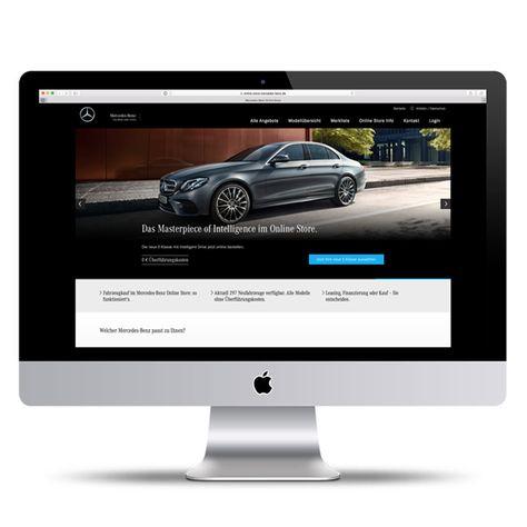 Analyse: Mercedes-Benz weitet Online-Sales auf Kernmarkt aus - Blogomotive