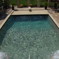 coverstar automatic pool covers. Coverstar Underguide Automatic Pool Cover On A Standard Rectangle Pool. Covers