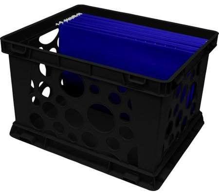 Storex Storex Large Storage Crate Crate Storage Storage Crates