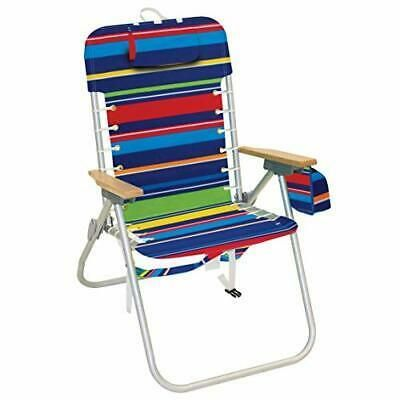 Rio Beach Hi Boy 17 Suspension Folding Backpack Backpack Beach Chair Beach Chairs Backpacking Chair