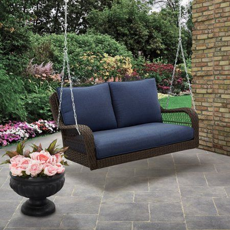 cbc9cfb86c4ecd79e698ade9c7e81627 - Better Homes And Gardens Colebrook Outdoor Glider Bench