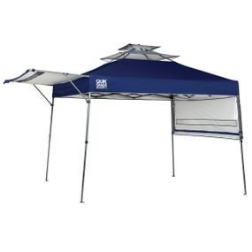 Summit X Straight Leg Pop Up Canopy Tent With Awning Canopy Tent Pop Up Canopy Tent Canopy