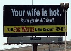 Image Result For Worst Billboards Air Conditioning Funny Funny