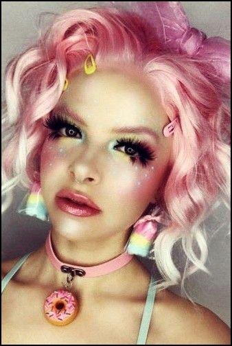 15 Crazy Halloween Frisuren Fur Frauen Trend Bob Frisuren 2019 Halloween Frisuren Halloween Haar Haar Styling