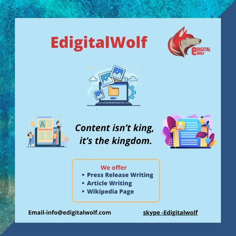 Content isn't king,  it's the kingdom.