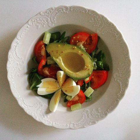 salladsdressing med citron