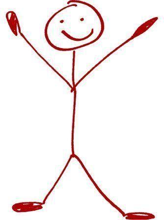 stick figure happy faces people graphics clip art 3 clipart rh pinterest com clip art stick people free