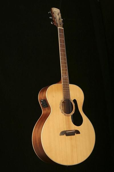 Alvarez Abt60e Baritone Acoustic Electric Guitar Acoustic Guitar For Sale Acoustic Electric Baritone Guitar