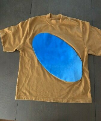 Kanye Sunday Service Jesus Is King Merch Gold Small Cpfm Shirt Los Angeles Fashion Clothing Shoes Accessories Men Mensclot Shirts Purple T Shirts Merch