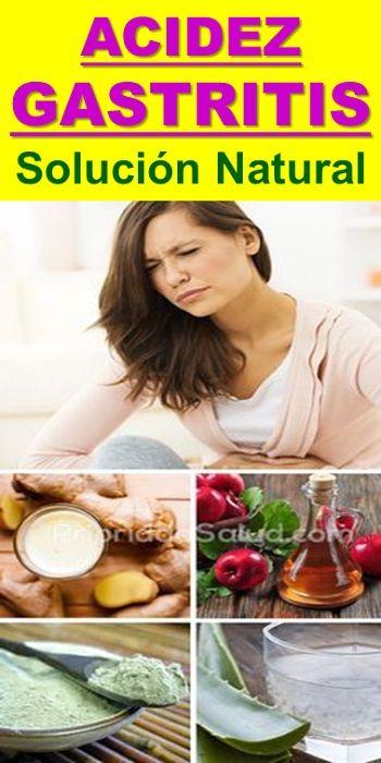 jengibre para gastritis cronica