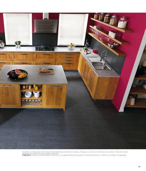 Catalogue Cuisines Design Classiques Mobilier De Cuisine