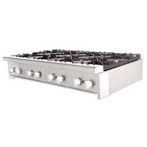 Radiance Tahp 48 8 48 Counter Top 8 Burner Gas Commercial Hotplate 256 000 Btu Outdoor Kitchen Appliances Outdoor Kitchen Design Outdoor Kitchen