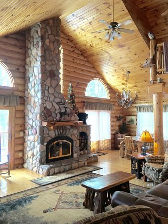 Parkers Cozy Cabin is a vacation rental located in Northern