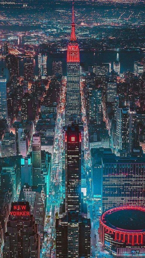 New York World Hd Iphone Wallpaper Iphone Wallpapers Big Apple