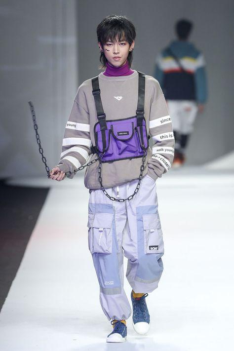 PONY×HARBIN Ready To Wear Fall Winter 2019 Shanghai - NOWFASHION