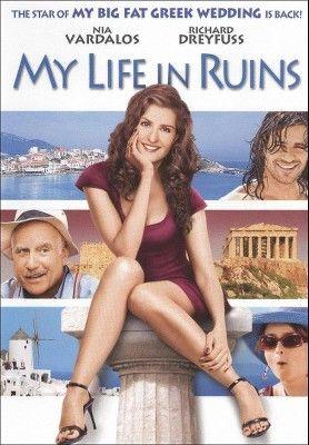 My Life In Ruins Dvd In 2020 Nia Vardalos Movies Movie Tv
