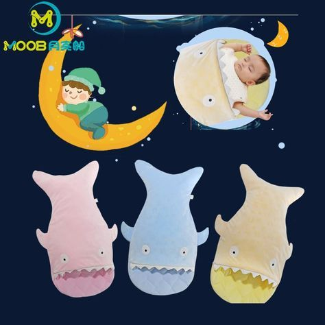 Starfish Multifunction Baby Boy Girl Clothes Bebe Newborn Swaddle Sleeping Bag