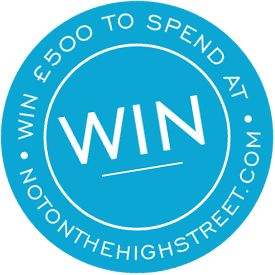 Select £500 worth of products from notonthehighstreet with Stylist.co.uk. I've just done it. Try it here