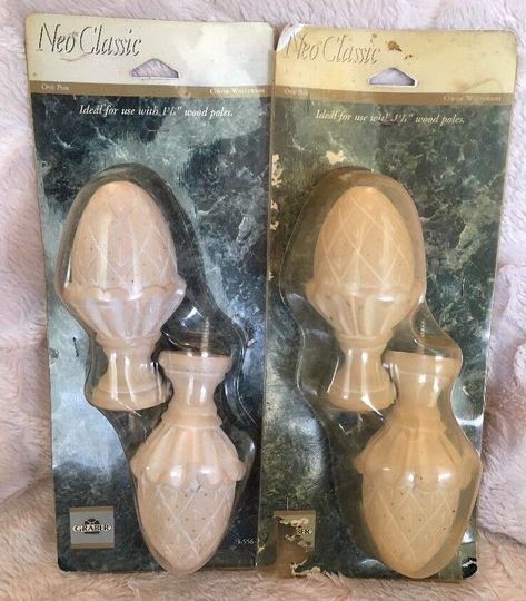 Wood Pole Finials Graber