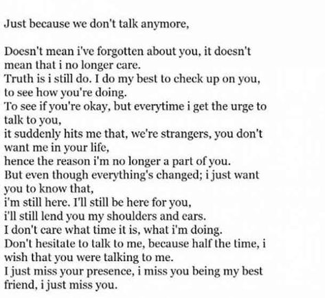 List Of Pinterest We Dont Talk Anymore Quotes Friends Ideas We
