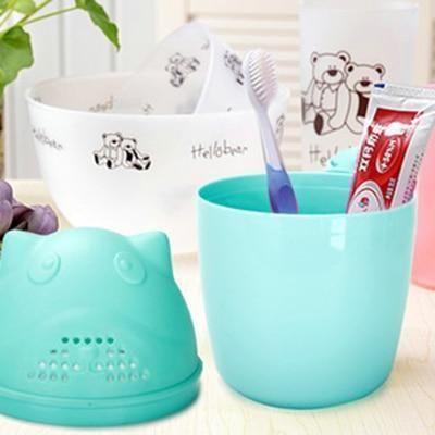 Kid Baby Water Shampoo Cup Bailer Bath Spoon Shower
