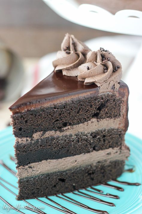 15 Mississippi Mud Treats Roundup - Chocolate Chocolate and More!