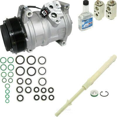 Sponsored Ebay A C Compressor Component Kit Compressor Replacement Kit Rear Uac Kt 1187 Buick Enclave Compressor Buick