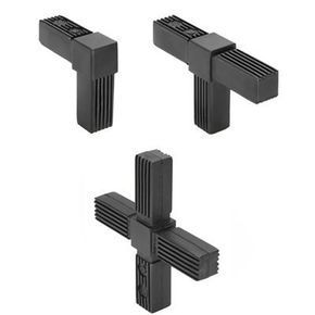 Square Tube Connector Stainless Steel Stc Elesa Metal Display Tube Square