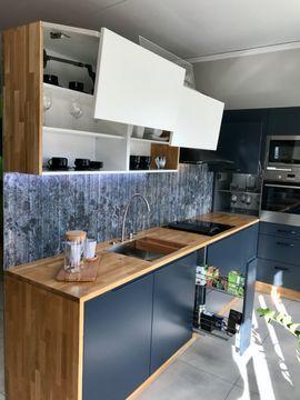 Mega Okazja Kuchnia Mdf Grafit Blat Drewniany Zmiana Ekspozycji Gdansk Siedlce Olx Pl Kitchen Home Decor Furniture