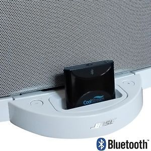 Bluetooth Adapter Receiver For Bose SoundDock CoolStream Duo 30 Pin Accessories