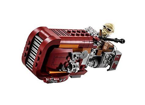 Lego Star Wars Reys Speeder 193pcs Playsets Building Toys Lego