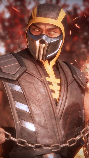 Scorpion Mortal Kombat 11 4k 3840x2160 Wallpaper Scorpion