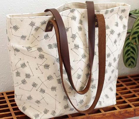 Cute Broken Arrows Tote.