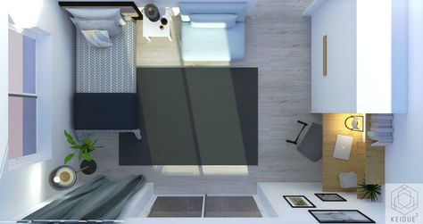 PROJET MAISON : IDÉES DÉCO . L\'aménagement intérieur complet d\'une ...