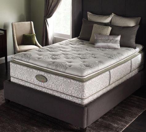 Beautyrest Legend Luxury Plush Super Pillow Top King This