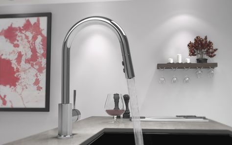 Azure  AZ101SS Riobel Kitchen Faucets   Robinets de cuisine - grohe concetto küchenarmatur