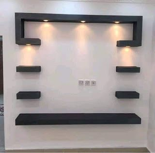 Diy Gypsum Gypsum Board Preview 108 Tv Wall Design From Gypsum And Gypsum Bord Wall Unit Designs Wall Tv Unit Design Wall Showcase Design
