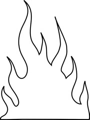 Fire Coloring Pages Free Printable Fire Truck Coloring Pages For Painted Clothes Diy Painted Clothes Dog Coloring Page