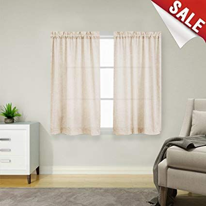 Short Curtains Add Texture To Your Home Short Curtains Short