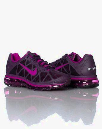 Cheap Nike Roshe Run Womens Edo Purple/Light Pink Mesh Shoes USA OnlineLifelike