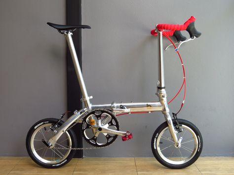 77 Ide Sepeda Lipat Di 2020 Sepeda Mobil Pedal Sepeda Besar