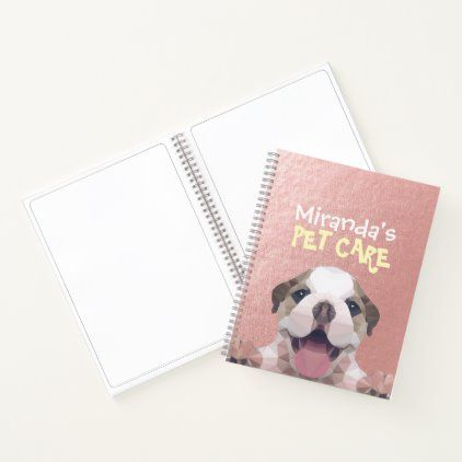 Pet Care Sitting Bathing Grooming Salon Food Shop Notebook Zazzle Com In 2020 Pet Care Pet Clinic Grooming Salon