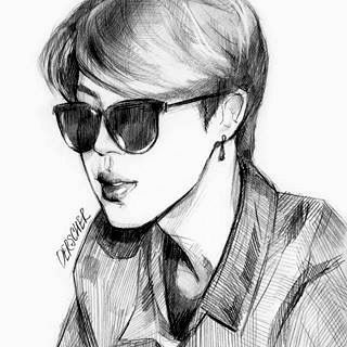 Pin On Bts Drawing
