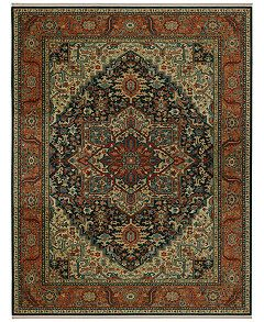 Karastan Closeout Sovereign Maharajah Navy 10 X 14 Area Rug Reviews Rugs Macy S Navy Area Rug Area Rugs Karastan Rugs