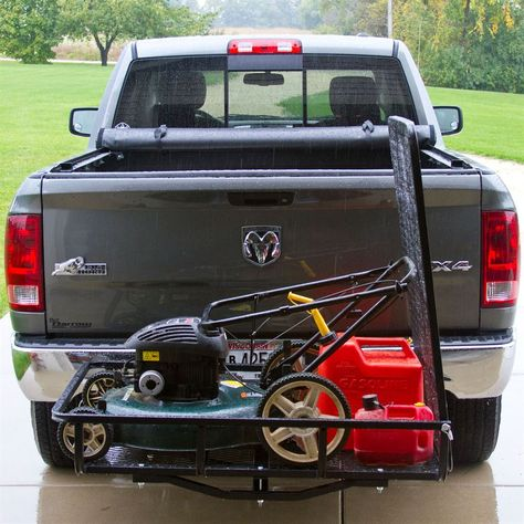 Apex Steel Basket Cargo Carrier With Ramp Avec Images Chasse