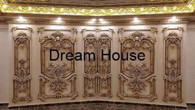 براويز فوم للابواب والجدران بأرخص سعر مع أفضل شركات الفوم Dream House House