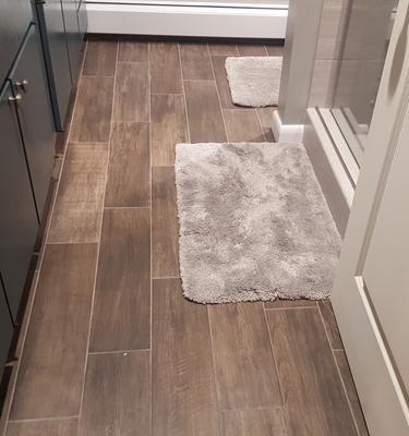 Wood Like Ceramic Tile On Sale For 89 Cents Tile At Lowes Until March 2019 Porcelain Flooring Wood Look Tile Tiles For Sale