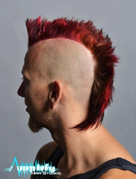 20 Most Funky Hairstyles for Guys and Men Swag Look